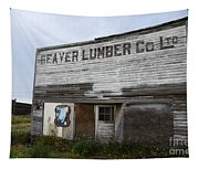 Beaver Lumber Company Ltd Robsart Tapestry