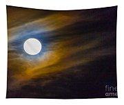 Beaver Moon Tapestry