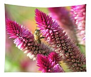 Bee Lunch Tapestry