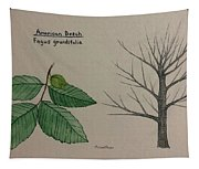 Beech Tree Id Tapestry