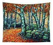 Beech Woods Tapestry