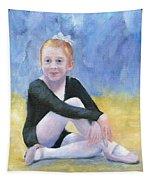 Beginning Ballet Tapestry
