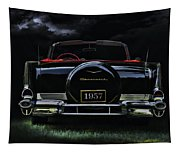 Bel Air Nights Tapestry