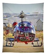 Bell 47 Tapestry by Jim Thompson
