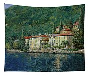 Bellano On Lake Como Tapestry