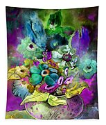 Belle De Nuit Tapestry