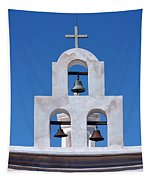 Bells - San Xavier Del Bac - Arizona Tapestry