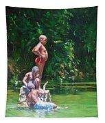 Belly Tapestry