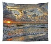 Beloved - Florida Sunset Tapestry