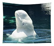 Beluga Whale Tapestry