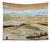 Belvedere - Tuscany Tapestry