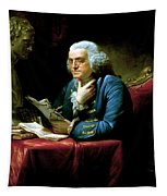 Ben Franklin Tapestry