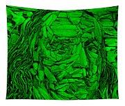 Ben In Wood Green Tapestry