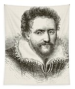 Ben Jonson 1572 To 1637. English Tapestry