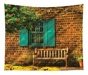 Bench - Please Have A Seat Tapestry