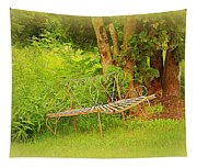 Benched Tapestry