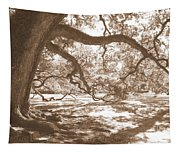 Bent Tree Tapestry