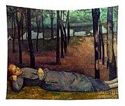 Bernard: Madeleine, 1888 Tapestry