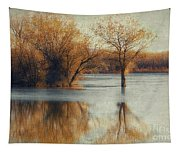 Beside Still Waters-color Tapestry