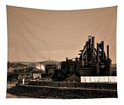 Bethlehem Steel Tapestry
