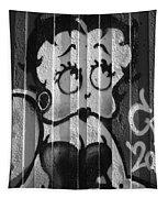 Betty Boop ... Tapestry