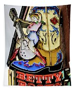 Betty Boots - Nashville Tn Tapestry