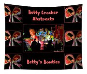 Betty Crocker's Abstracts - Betty's Bowties Tapestry