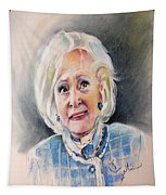 Betty White In Boston Legal Tapestry