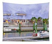 Bhi Marina Purple Hue Evening Tapestry