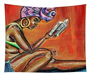 Bible Reading Tapestry