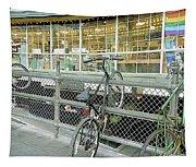 Bicycle Rack Tapestry