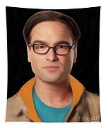 Big Bang Theory Leonard Tapestry
