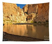 Big Bend Boquillas Canyon Tapestry