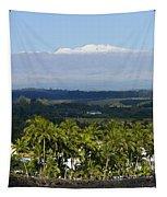Big Island, Hilo Bay Tapestry