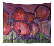 Big Love Poppies Tapestry
