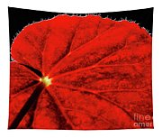 Big Red Tapestry