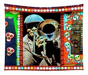 Big Sam's Voodoo Tapestry