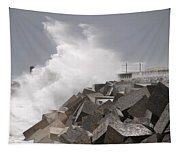 Big Waves IIi Tapestry