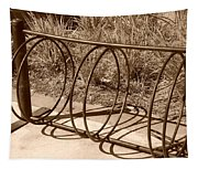 Bike Rack Tapestry