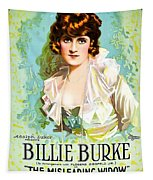 Billie Burke In The Misleading Widow 1919 Tapestry