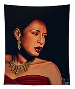 Billie Holiday Tapestry