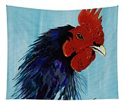 Billy Boy The Rooster Tapestry
