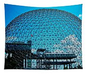 Biosphere Montreal Tapestry