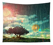 Birch Dreams Tapestry