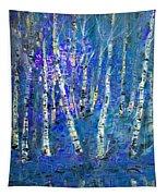 Birch Trees 3 Tapestry