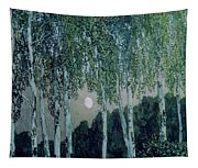 Birch Trees Tapestry