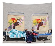 Bird Chairs Tapestry