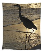 Bird In Paradise Tapestry