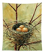 Bird Nest Tapestry
