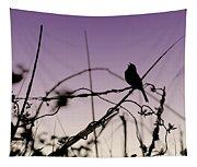 Bird Sings Tapestry
